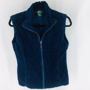 Woolrich Corduroy Vest Sz Small Item J5